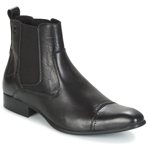 Pantofi Bărbați Ghete Carlington ERINZI Negru