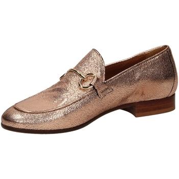 Pantofi Femei Mocasini Mat:20 WEST rame-rame