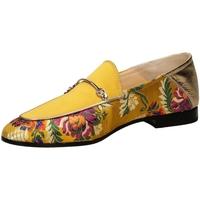 Pantofi Femei Mocasini Fabi ARGAN giall-giallo