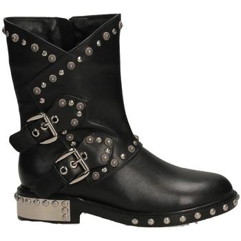 Pantofi Femei Botine Norah  black-nero