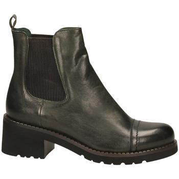 Pantofi Femei Botine Calpierre ANIMAC siepe-verde