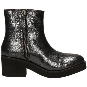 Pantofi Femei Botine Apepazza SCARLETT pewte-peltro