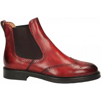 Pantofi Femei Botine Brecos CAPRI rosso-rosso
