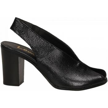 Pantofi Femei Sandale  Lemaré PITONE/FIESOLE nero