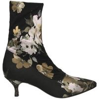 Pantofi Femei Botine Strategia CARLA black-nero