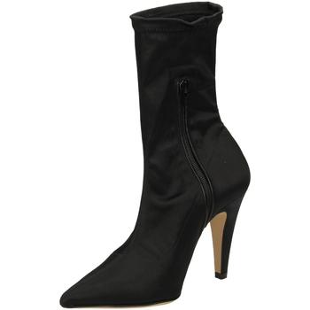 Pantofi Femei Botine Giampaolo Viozzi RASO DESTINO nero-nero