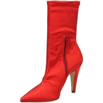 Pantofi Femei Botine Giampaolo Viozzi RASO DESTINO rosso-rosso