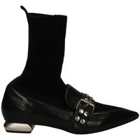 Pantofi Femei Ghete Mivida TEQUILA/MASAI nero-nero