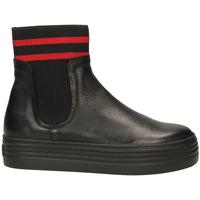 Pantofi Femei Ghete Tosca Blu BARROW c99-nero