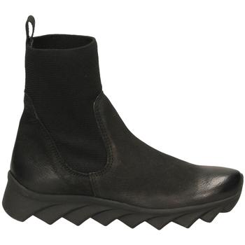 Pantofi Femei Ghete Fabbrica Dei Colli READY FOND.TESSUTO 00282-nero