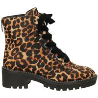 Pantofi Femei Ghete Apepazza CRISTEL leopa-leopardo