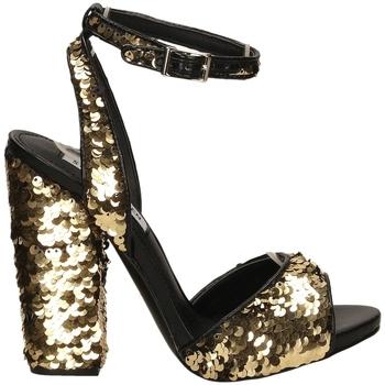 Pantofi Femei Sandale  Steve Madden RITZY gold-oro