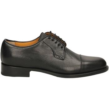 Pantofi Bărbați Pantofi Derby Calpierre SOFT nero-nero