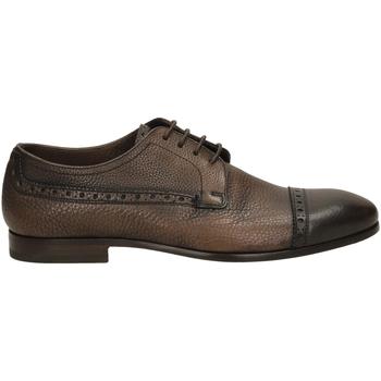 Pantofi Bărbați Pantofi Derby Fabi FLUORO ebano-ebano