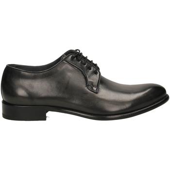 Pantofi Bărbați Pantofi Derby Brecos MONTECARLO DELAVE grine-grigio-nero