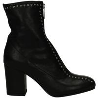 Pantofi Femei Botine Lemaré ROCK nero-nero