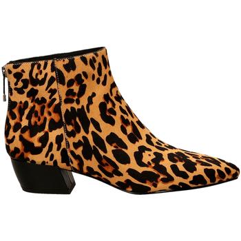 Pantofi Femei Botine What For FERDINAND dcame-camel