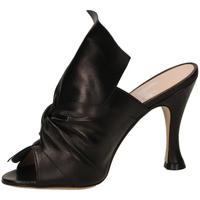 Pantofi Femei Papuci de vară Mivida NAPPA nero-nero