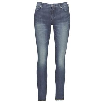 Îmbracaminte Femei Jeans slim Armani Exchange 6GYJ25-Y2MKZ-1502 Albastru
