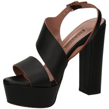 Pantofi Femei Sandale  Albano KUT nero-nero