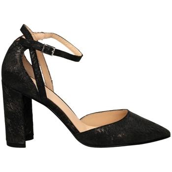 Pantofi Femei Pantofi cu toc What For PHILA KARMA black-nero