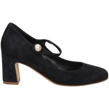 Pantofi Femei Pantofi cu toc The Seller CAMOSCIO navy-navy