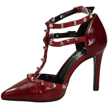 Pantofi Femei Pantofi cu toc Mivida FINISH E NAPPA rosso-rosso