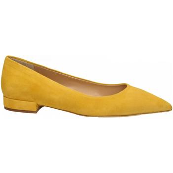 Pantofi Femei Balerin și Balerini cu curea Roberta Martini NAPPA giallo