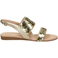 Pantofi Femei Sandale  What For SANDIE gold-oro