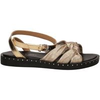 Pantofi Femei Sandale  Janet&Janet KALIKA plati-platino