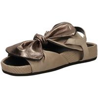 Pantofi Femei Sandale  Fabbrica Dei Colli PLACE taupe-taupe