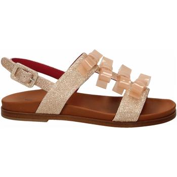 Pantofi Femei Sandale  181 TUMBA GLITTER fard