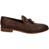 Pantofi Bărbați Mocasini J.p. David PAFUR cuoio-scuro
