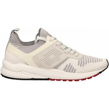 Pantofi Bărbați Pantofi sport Casual Lotto MARATHON KNIT 1b7-white-vapor-gray