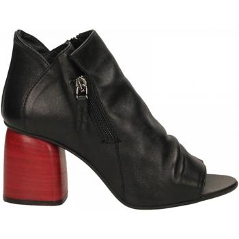Pantofi Femei Sandale  Way Out London MONT. nero-rosso