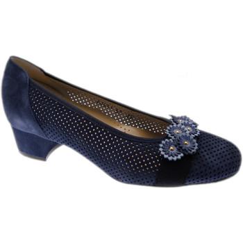 Pantofi Femei Pantofi cu toc Calzaturificio Loren LO60851bl blu