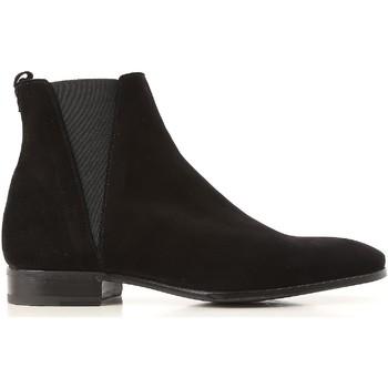 Pantofi Bărbați Ghete D&G A60176 AU998 80999 nero