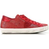 Pantofi Femei Pantofi sport Casual Philippe Model CLLD XM89 rosso