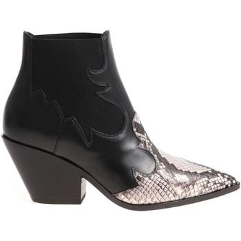 Pantofi Femei Botine Casadei 1Q613L0601X496E45 nero