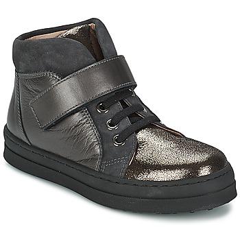Pantofi Fete Pantofi sport Casual Unisa CALATA Gri / Negru