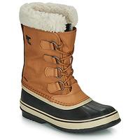 Pantofi Femei Cizme de zapadă Sorel WINTER CARNIVAL Camel