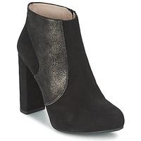 Pantofi Femei Botine Unisa SAFIR Negru