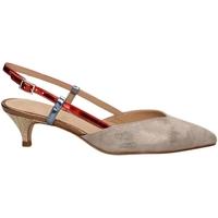 Pantofi Femei Pantofi cu toc What For RORO KID ecru-ecru_SS_