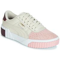 Pantofi Femei Pantofi sport Casual Puma CALI REMIX Alb / Roz