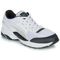 Pantofi Pantofi sport Casual Puma FUTURE RUNNER PREMIUM Alb / Negru