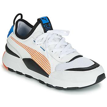 Pantofi Bărbați Pantofi sport Casual Puma RS-0 RE-REIN MU Alb