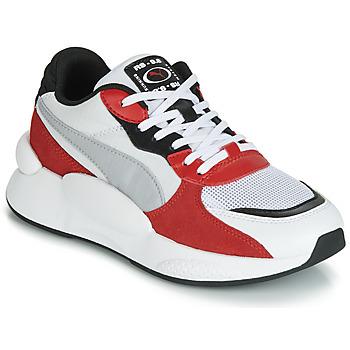 Pantofi Copii Pantofi sport Casual Puma RS-98 SPACE JUNIOR Alb / Roșu
