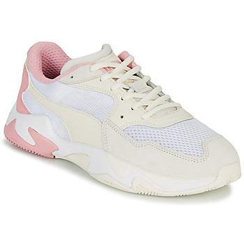 Pantofi Bărbați Pantofi sport Casual Puma STORM ORIGIN PASTEL Alb
