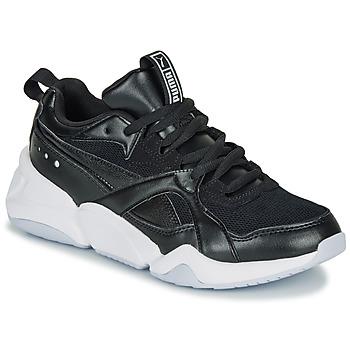 Pantofi Femei Pantofi sport Casual Puma NOVA 2. W Negru
