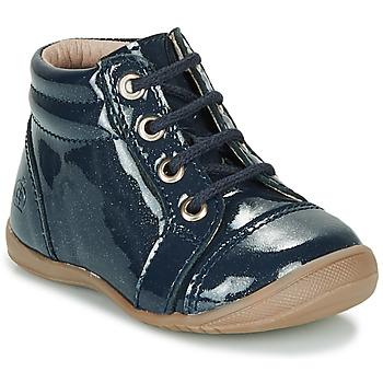 Pantofi Fete Ghete Citrouille et Compagnie NICOLE.C Vvn / Bleumarin / Paiete / Dtx / Kezia